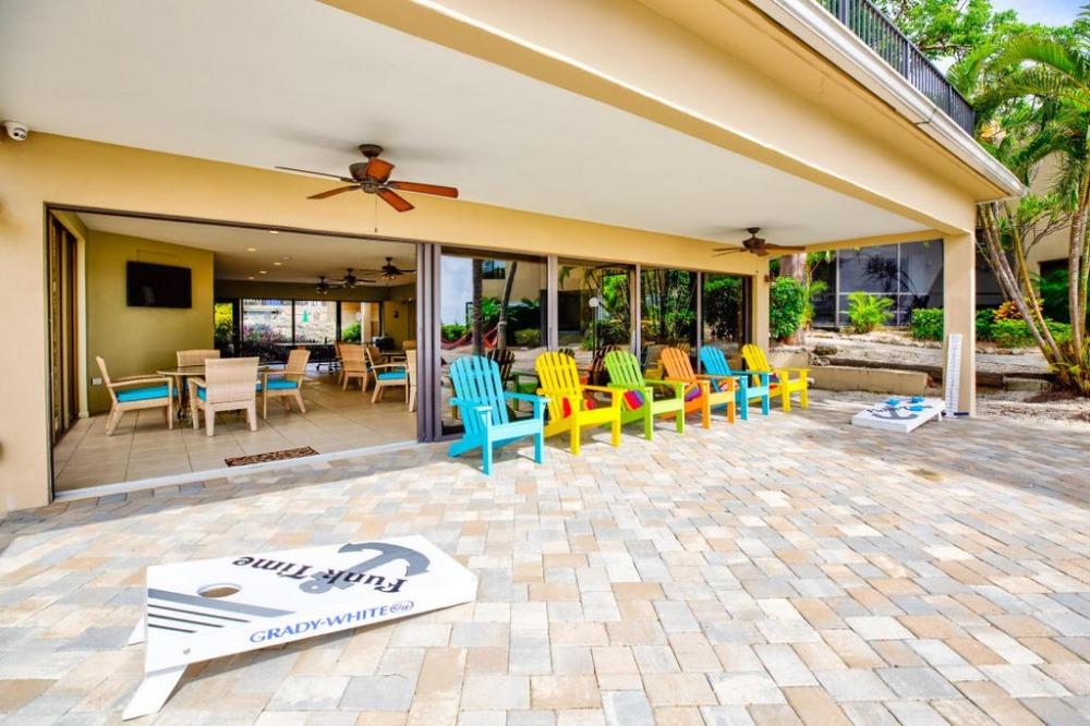 Awe Inspiring Rental Condo Communities Key Largo Fl Barefeet Vacation Home Interior And Landscaping Ferensignezvosmurscom